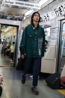 kolor  2022SS 東京コレクション 画像31/96