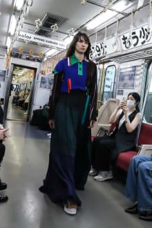 kolor  2022SS 東京コレクション 画像35/96