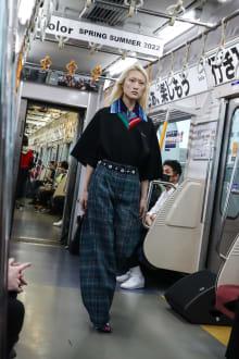 kolor  2022SS 東京コレクション 画像38/96