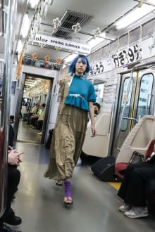 kolor  2022SS 東京コレクション 画像42/96