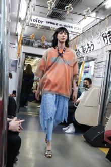 kolor  2022SS 東京コレクション 画像44/96