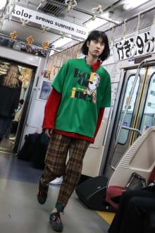 kolor  2022SS 東京コレクション 画像87/96