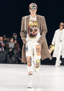 GIVENCHY 2022SS パリコレクション 画像36/75