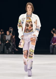 GIVENCHY 2022SS パリコレクション 画像38/75