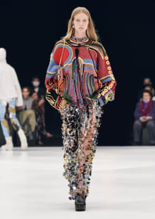 GIVENCHY 2022SS パリコレクション 画像48/75
