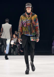 GIVENCHY 2022SS パリコレクション 画像51/75