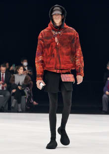 GIVENCHY 2022SS パリコレクション 画像55/75