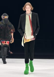 GIVENCHY 2022SS パリコレクション 画像58/75