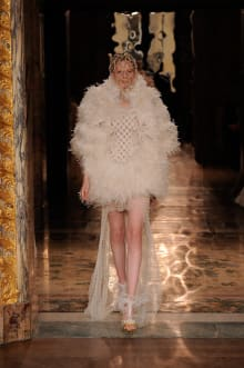 Alexander McQueen 2013-14AW パリコレクション 画像9/10
