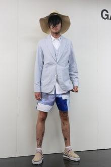 GANRYU 2014SS 東京コレクション 画像17/72