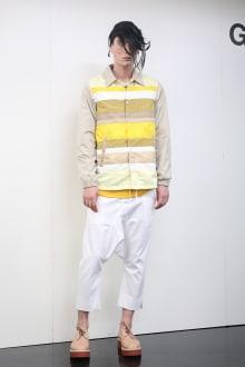 GANRYU 2014SS 東京コレクション 画像43/72