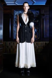 Alexander McQueen 2014 Pre-Fall Collectionコレクション 画像2/15