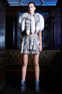 Alexander McQueen 2014 Pre-Fall Collectionコレクション 画像6/15