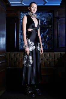 Alexander McQueen 2014 Pre-Fall Collectionコレクション 画像8/15