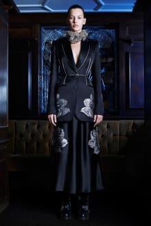 Alexander McQueen 2014 Pre-Fall Collectionコレクション 画像9/15