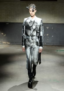 Alexander McQueen 2014-15AW ロンドンコレクション 画像3/29