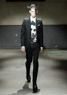 Alexander McQueen 2014-15AW ロンドンコレクション 画像4/29