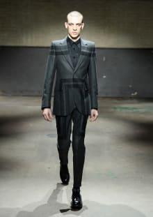 Alexander McQueen 2014-15AW ロンドンコレクション 画像10/29