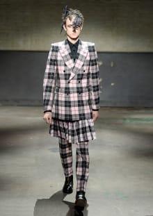 Alexander McQueen 2014-15AW ロンドンコレクション 画像15/29