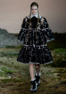 Alexander McQueen 2014-15AW パリコレクション 画像8/33