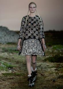 Alexander McQueen 2014-15AW パリコレクション 画像25/33