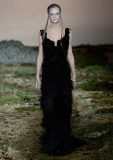 Alexander McQueen 2014-15AW パリコレクション 画像29/33