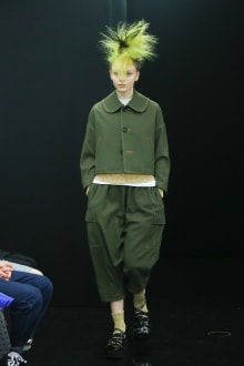 tricot COMME des GARÇONS 2013-14AW 東京コレクション 画像13/73
