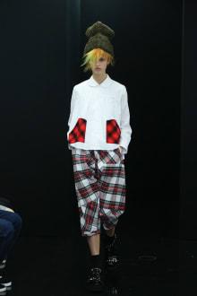 tricot COMME des GARÇONS 2013-14AW 東京コレクション 画像27/73