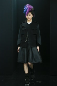 tricot COMME des GARÇONS 2013-14AW 東京コレクション 画像53/73
