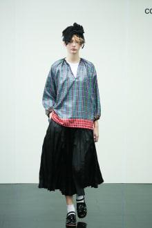 tricot COMME des GARÇONS 2014SS 東京コレクション 画像49/87