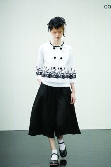 tricot COMME des GARÇONS 2014SS 東京コレクション 画像61/87