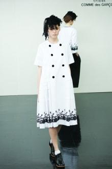 tricot COMME des GARÇONS 2014SS 東京コレクション 画像63/87