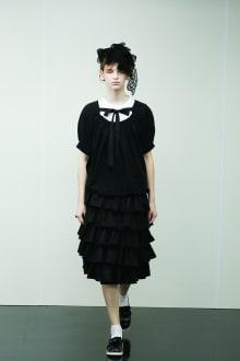 tricot COMME des GARÇONS 2014SS 東京コレクション 画像75/87