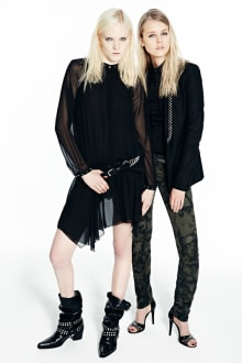 DIESEL BLACK GOLD 2014 Pre-Fall Collectionコレクション 画像2/12