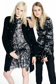 DIESEL BLACK GOLD 2014 Pre-Fall Collectionコレクション 画像8/12