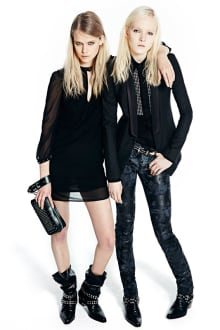 DIESEL BLACK GOLD 2014 Pre-Fall Collectionコレクション 画像9/12