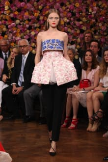 Christian Dior 2012-13AW Couture パリコレクション 画像6/54