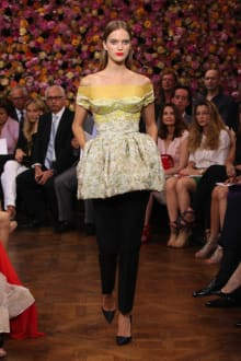 Christian Dior 2012-13AW Couture パリコレクション 画像7/54