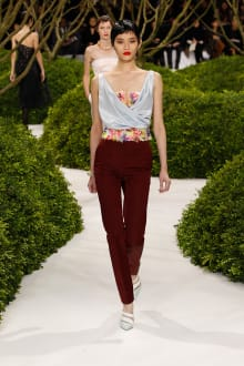Christian Dior 2013SS Couture パリコレクション 画像15/47