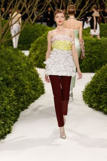 Christian Dior 2013SS Couture パリコレクション 画像23/47