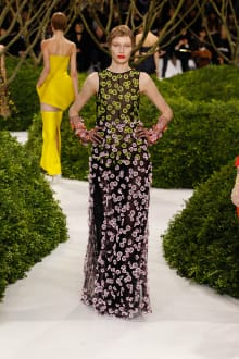 Christian Dior 2013SS Couture パリコレクション 画像35/47