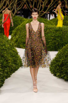 Christian Dior 2013SS Couture パリコレクション 画像36/47