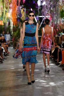 Christian Dior 2014SS パリコレクション 画像19/46