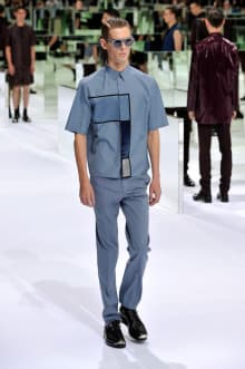 Dior Homme 2014SS パリコレクション 画像39/48