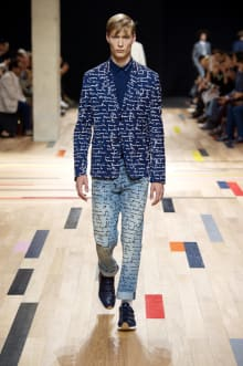 Dior Homme 2015SS パリコレクション 画像33/46