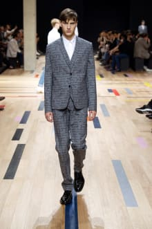 Dior Homme 2015SS パリコレクション 画像34/46