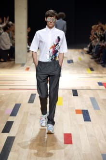 Dior Homme 2015SS パリコレクション 画像42/46