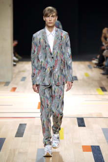 Dior Homme 2015SS パリコレクション 画像45/46