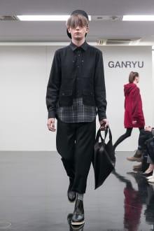 GANRYU 2014-15AW 東京コレクション 画像15/65