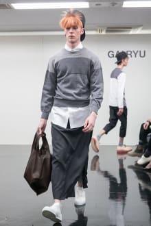 GANRYU 2014-15AW 東京コレクション 画像43/65